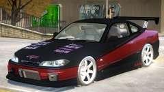 Nissan Silvia S15 V1.0 PJ for GTA 4