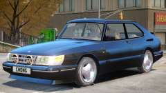 Saab 900 Turbo V1 for GTA 4