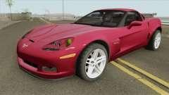 Chevrolet Corvette Z06 IVF for GTA San Andreas