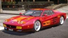 Ferrari 512 V1.1 for GTA 4