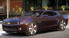 Chevrolet Camaro E12 for GTA 4