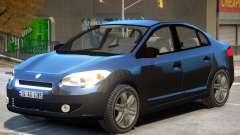 Renault Fluence V1 for GTA 4