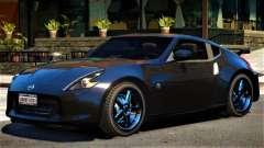 Nissan 370Z Improved for GTA 4