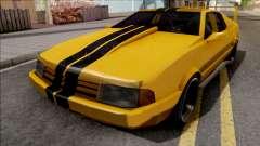 Custom Cadrona v5 for GTA San Andreas