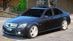 Mercedes C180 V1 for GTA 4