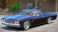 1970 El Camino SS for GTA 4