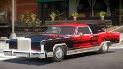 1979 Lincoln Continental Diablo for GTA 4