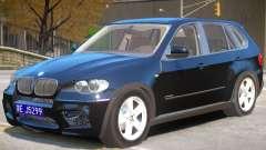 BMW X5M V1 for GTA 4