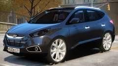 Hyundai ix35 V1.2 for GTA 4