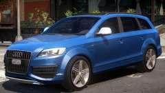 Audi Q7 V12 Upd for GTA 4