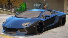 Lamborghini Aventador LP700 for GTA 4