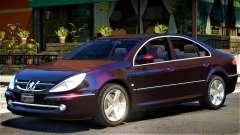 Peugeot 607 V1 for GTA 4