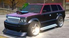 Enus Huntley Sport Custom for GTA 4