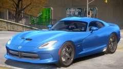Dodge Viper GTS V2.2 for GTA 4