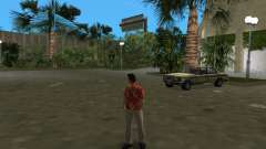 Shirt as Tony Montana (Scarface) for GTA Vice City