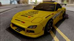 Mazda RX-7 FD3S Joe Evolusi KL Drift for GTA San Andreas