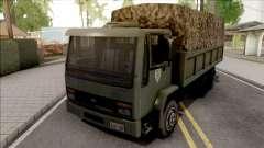 Ford Cargo 2422 Exercito Brasileiro for GTA San Andreas