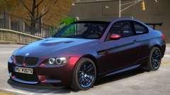 BMW M3 GT Sport