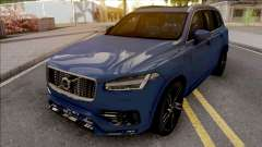 Volvo XC90 T8 Blue for GTA San Andreas