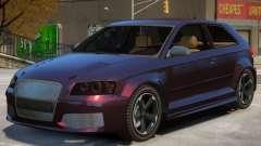 Audi S3 Tuning for GTA 4