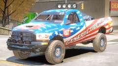 Dodge Power Wagon Baja V1 PJ1 for GTA 4