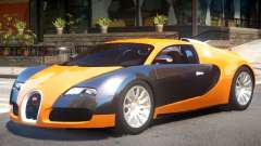 Bugatti Veyron Up for GTA 4