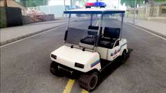 Nagasaki Caddy 1992 Hometown Police for GTA San Andreas