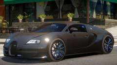 Bugatti Veyron Sport for GTA 4