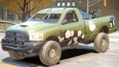 Dodge Power Wagon Baja V1 PJ3 for GTA 4