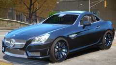 Mercedes Benz SLK55 V1