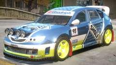 Subaru Impreza Drift V1 PJ2 for GTA 4