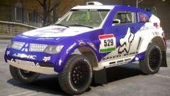 Mitsubishi Montero V1 PJ3 for GTA 4