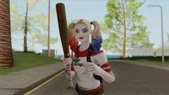 Harley Quinn: Quite Vexing V1 for GTA San Andreas