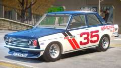 1971 Datsun Bluebird V1 PJ3 for GTA 4