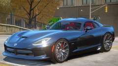 Dodge Viper V1 for GTA 4