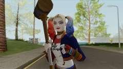 Harley Quinn: Quite Vexing V2 for GTA San Andreas