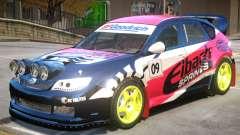 Subaru Impreza Drift V1 PJ4 for GTA 4