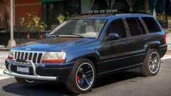 Jeep Grand Cheroke V1 for GTA 4