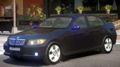 BMW E90 FBI for GTA 4