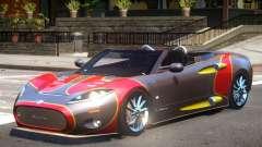 Spyker C8 V1.1 PJ2 for GTA 4