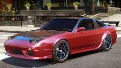 Nissan 240SX V1.1 for GTA 4