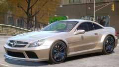 Mercedes SL65 AMG BS for GTA 4