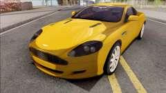 Aston Martin DB9 Full Tunable HQ Interior