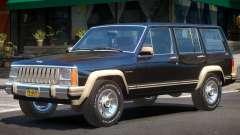 1984 Jeep Cherokee V1 for GTA 4