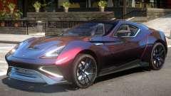 Icona Vulcano Titanium for GTA 4