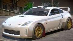 Nissan 350Z Drift V1 PJ1 for GTA 4