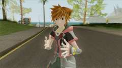 Sora (Kingdom Hearts 3) for GTA San Andreas