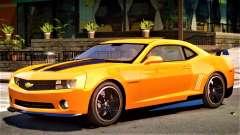 Chevrolet Camaro Y10 for GTA 4