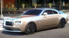 Rolls Royce Wraith Upd for GTA 4