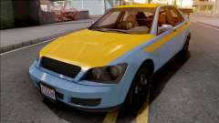 GTA V Karin Sultan RS for GTA San Andreas